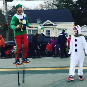 Spryfield Santa Claus Parade