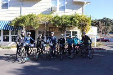 HRH do Napa Valley Bike Tour